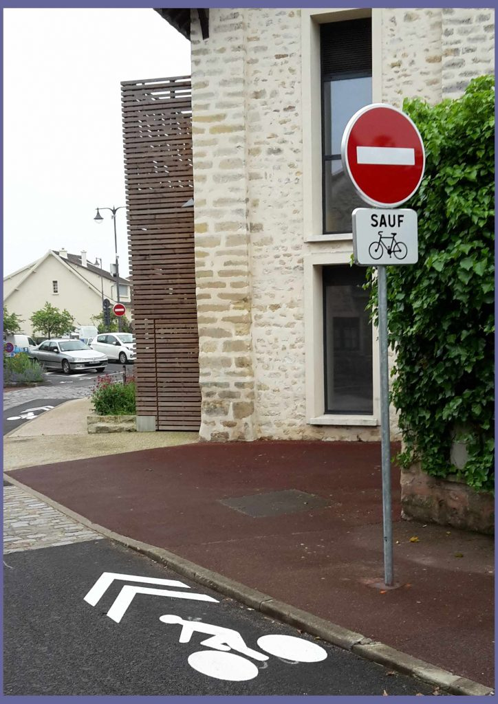 double sens cyclable